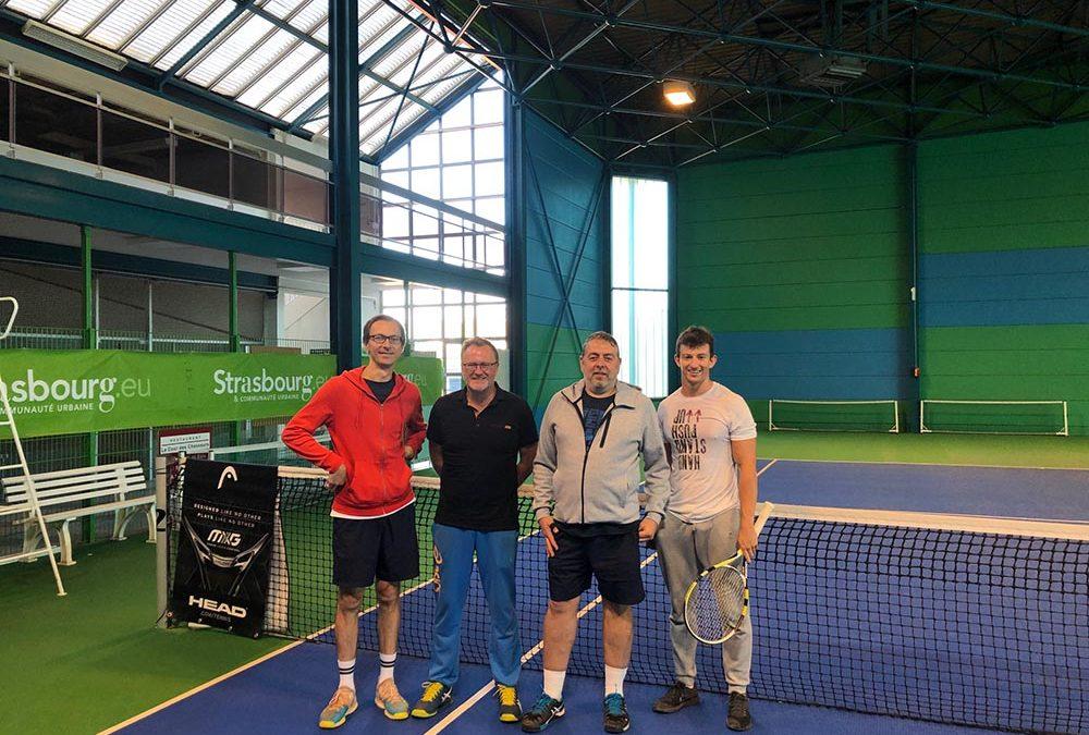 Interclubs Tennis